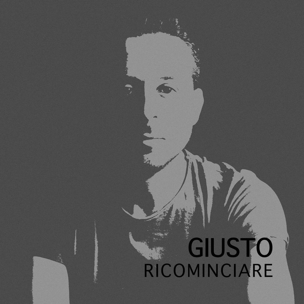 """Ecco """"Ricominciare"""", il primo progetto musicale di Giusto Tubiolo"""
