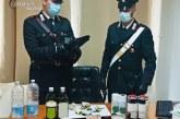 Fabbricava esplosivi ed armi in casa, arrestato pensionato a Misilmeri