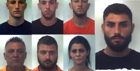 """Operazione """"50 Special"""": arresti per furti a Misilmeri"""