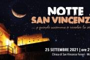 Notte a San Vincenzo tra storia, arte e spettacolo