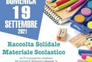 """Domenica 19 settembre """"Sosteniamo il diritto allo studio"""""""