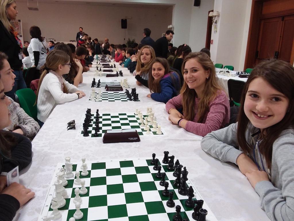 Fase Regionale Torneo Scacchi scolastici2
